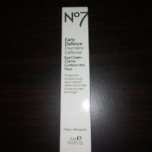 No7 early defense eye cream